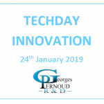 The Pernoud Group organizes its Techday Innovation