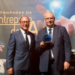 Trophée de l'innovation, PERNOUD récompensé
